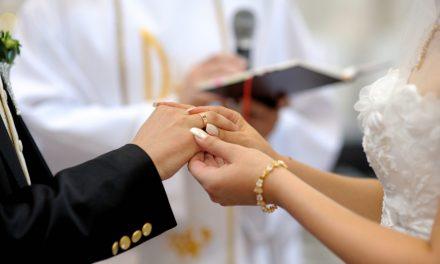 Lesungen zur kirchlichen Hochzeit