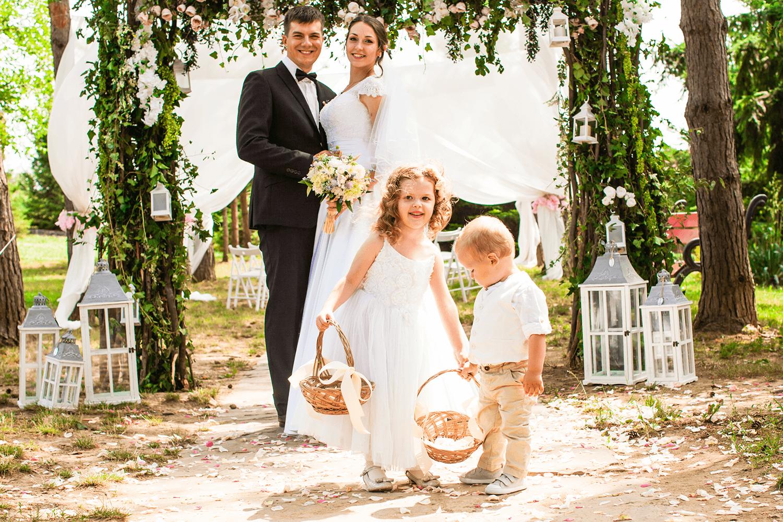 Blumenkinder Zur Hochzeit Hochzeits Manufaktur