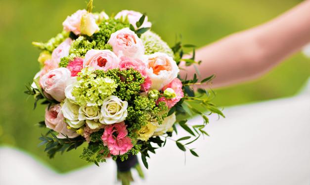 Brautstrauß – Blühendes Accessoire für die Braut