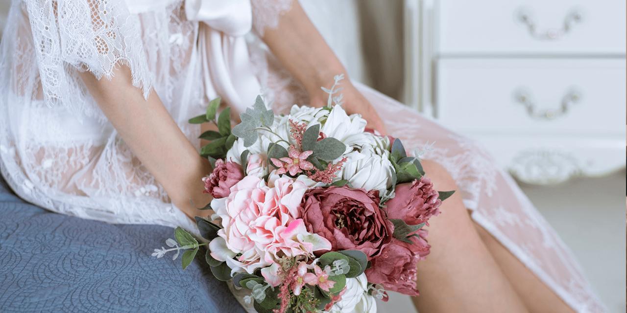 Dessous für den Hochzeitstag