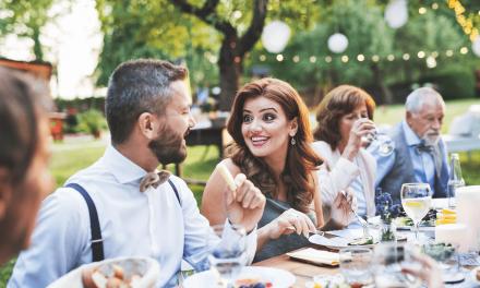 Dresscode für die Hochzeitsgäste