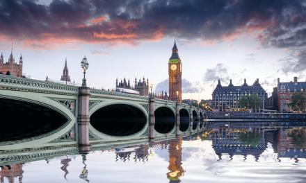 Flitterwochen in London