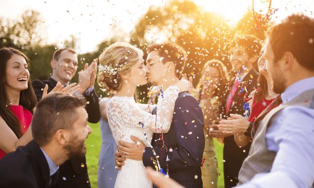 Bräuche am Hochzeitstag
