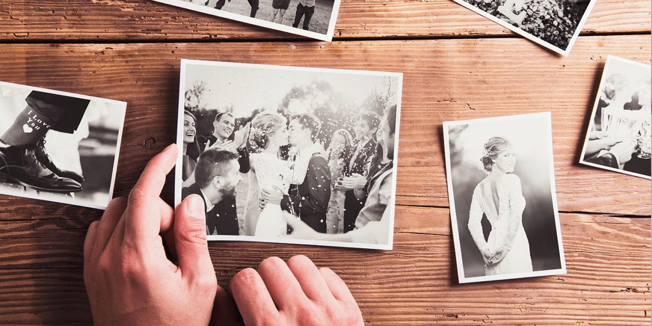 Hochzeitsfotos – Erinnerungen vom schönsten Tag