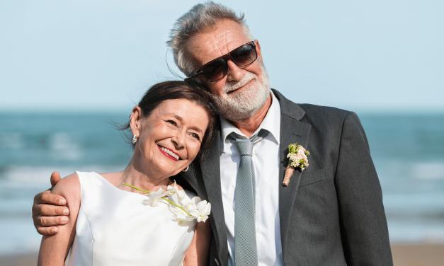 Seniorenhochzeit: Was bei der Planung zu beachten ist
