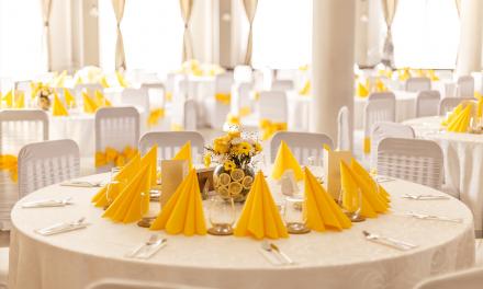 Servietten zur Hochzeit