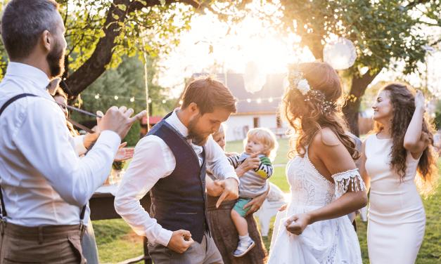 Tanzspiele zur Hochzeit
