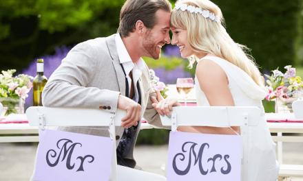Wie gut kennen sich Braut und Bräutigam?