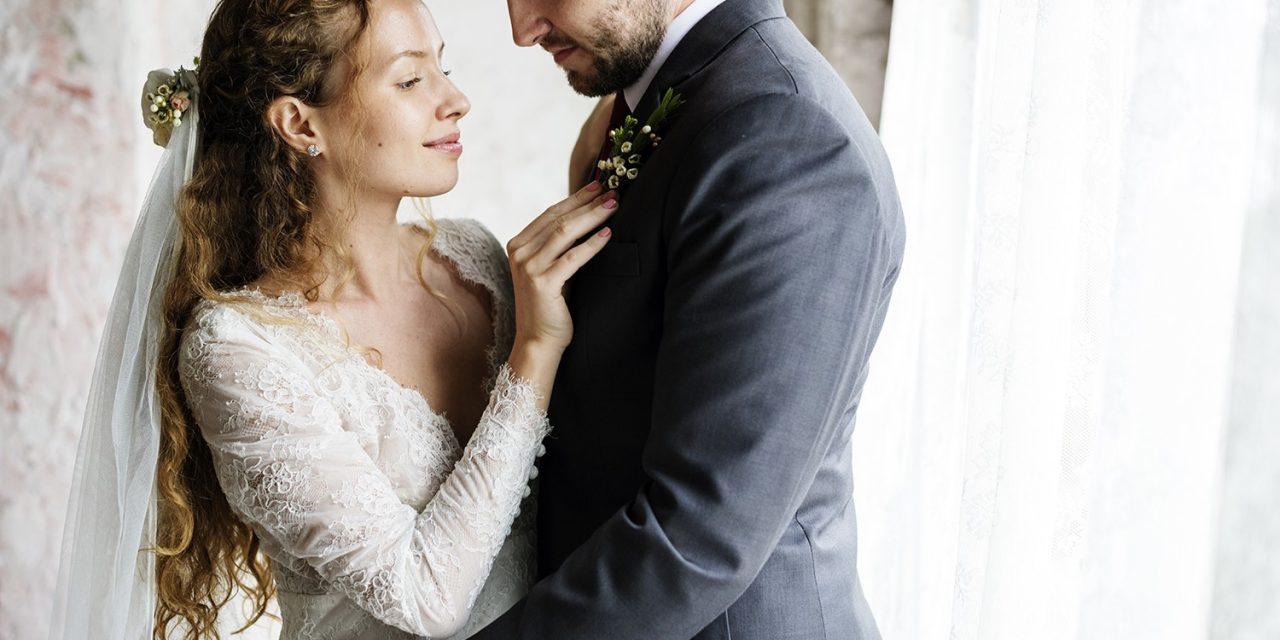 Das Hochzeitsoutfit